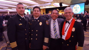 CFSI Washington DC 2017 – Chiefs Savage, Staub, Morris & Wiatt Wong, VFIS